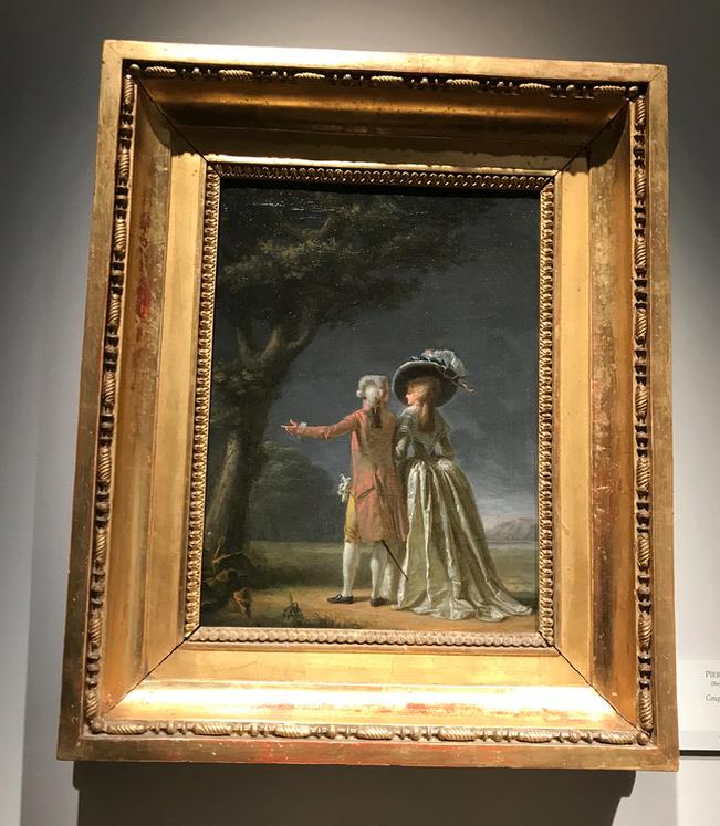 Salon Fine Arts 2018 au Carrousel du Louvre Captur50