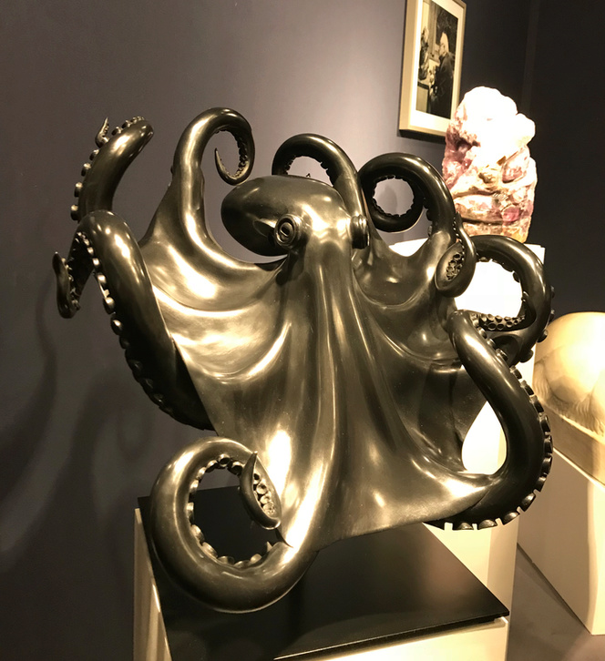 Salon Fine Arts 2018 au Carrousel du Louvre Captur71