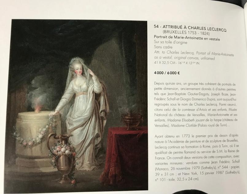 Portraits de Marie-Antoinette et de la famille royale par Charles Le Clercq - Page 3 Captur75