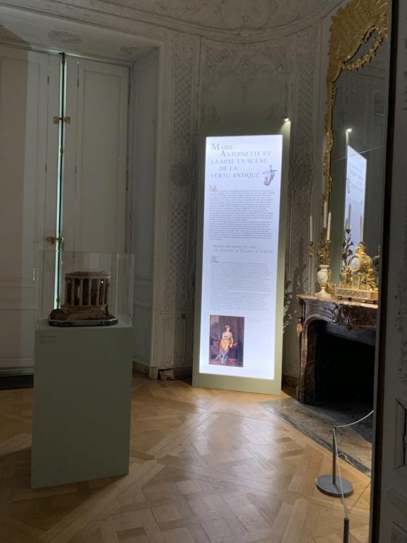 """Exposition """" Vivre à l'antique, de Marie-Antoinette à Napoléon Ier """" - Château de Rambouillet D0f85110"""