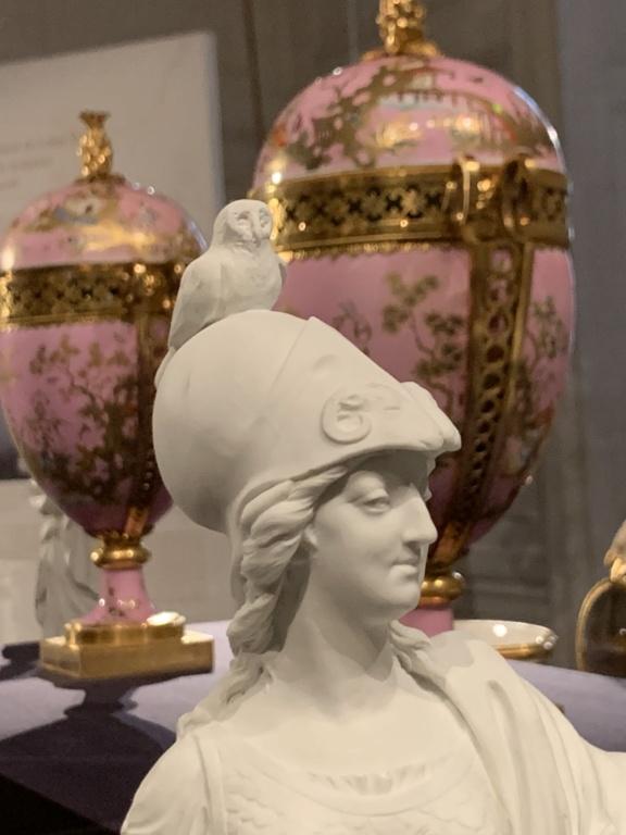 Marie-Antoinette en Minerve, par Josse-François-Joseph Le Riche  D26bfc10