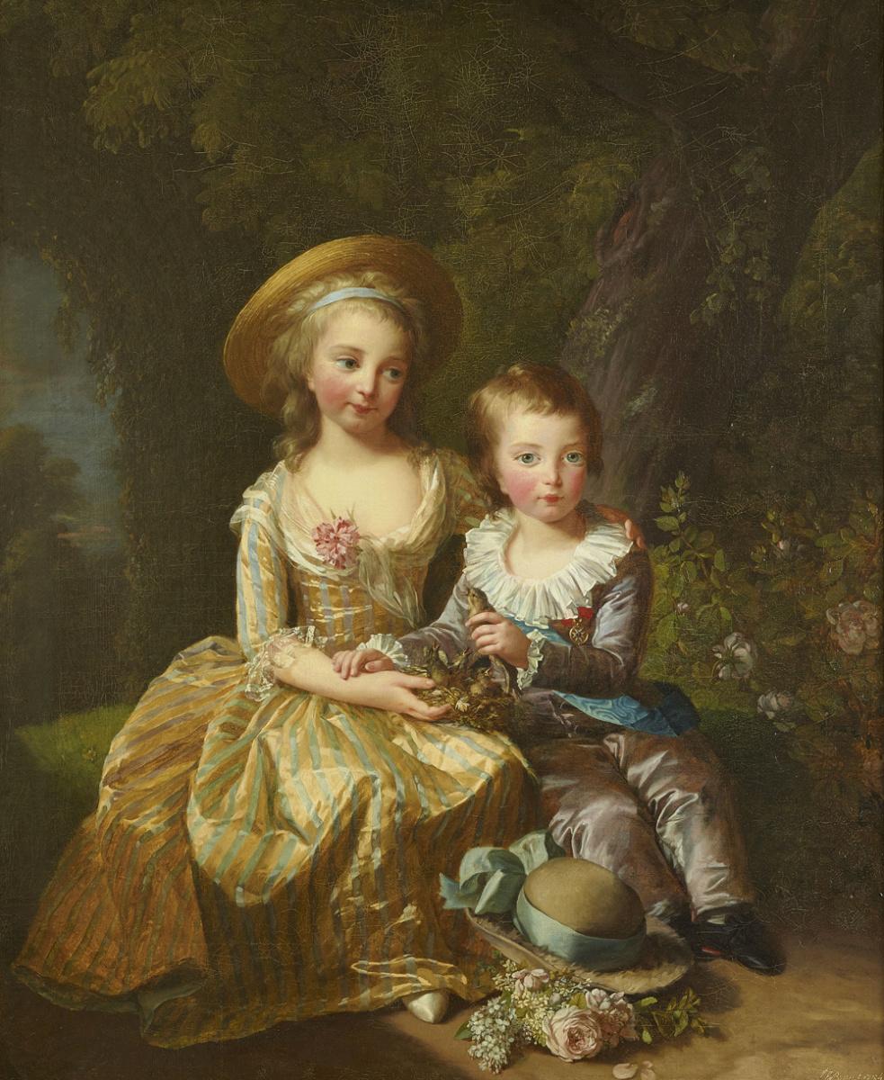 L'après Louis XVI et Marie-Antoinette, à Versailles Dauphi10
