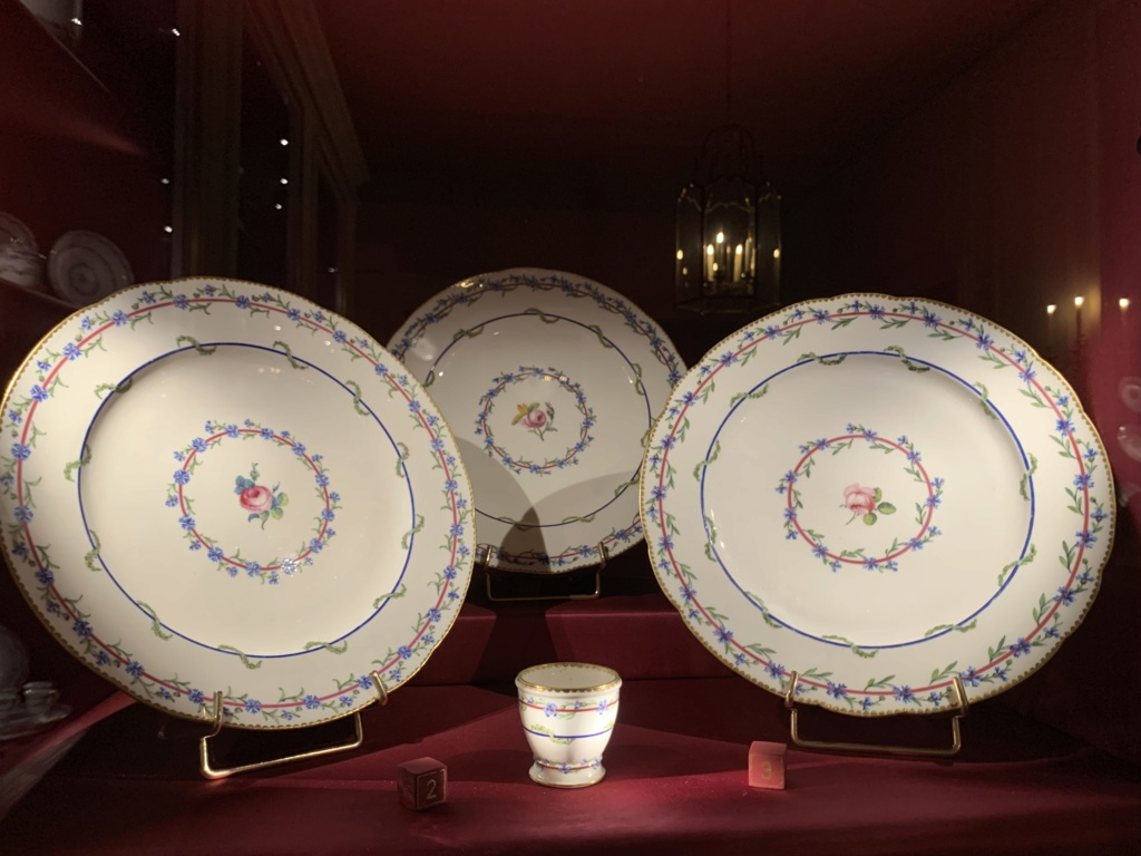 Ouverture du cabinet des porcelaines du château de Versailles  Dc4b9a10