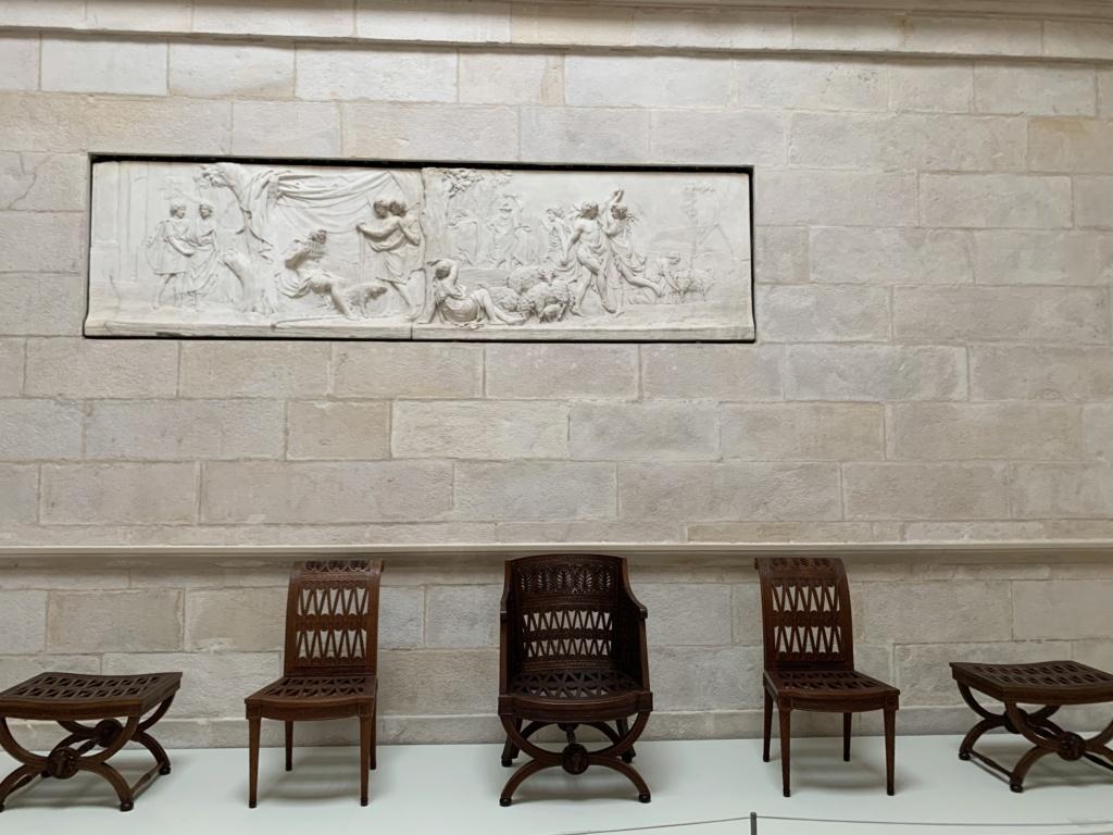 """Exposition """" Vivre à l'antique, de Marie-Antoinette à Napoléon Ier """" - Château de Rambouillet - Page 2 Debe2d10"""