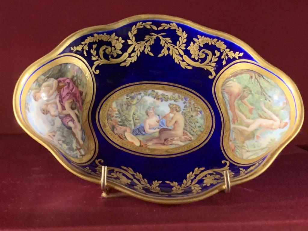 Ouverture du cabinet des porcelaines du château de Versailles  Df060c10