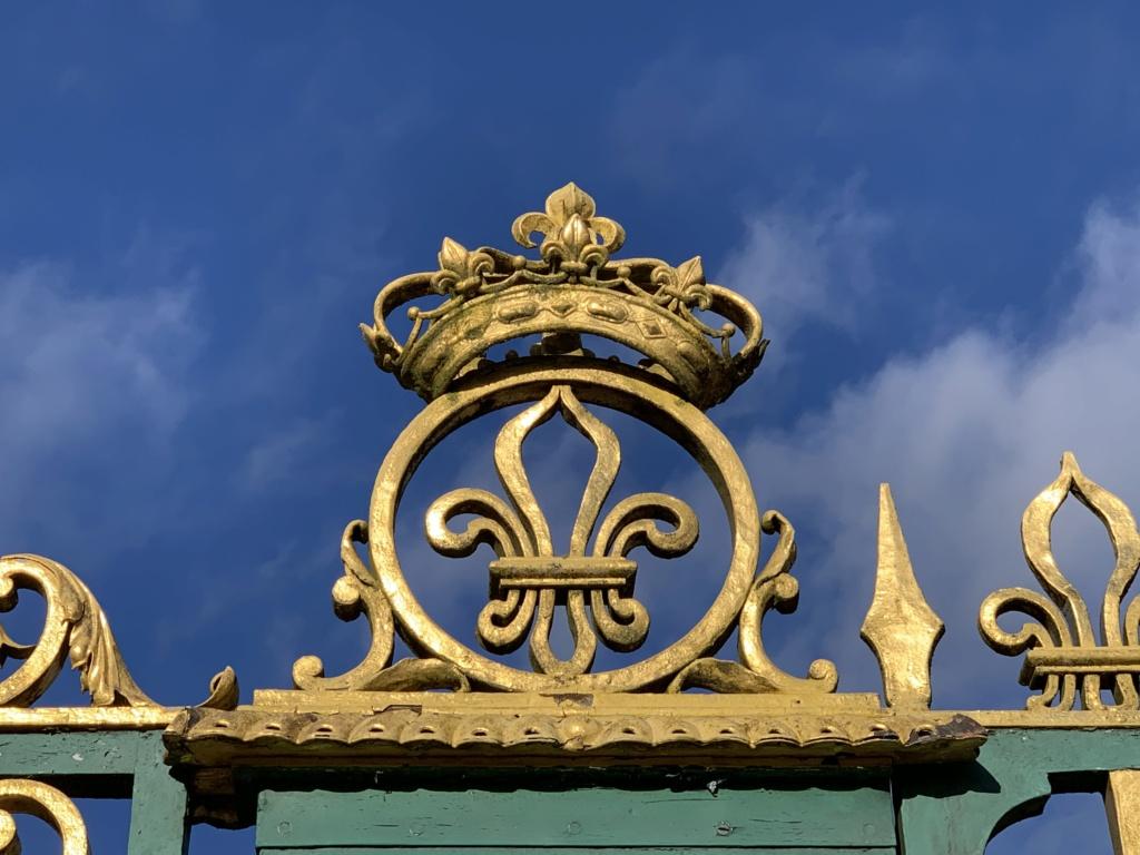 Balade à Versailles et Trianon au temps du Covid  E2e8b510