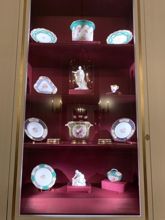 Ouverture du cabinet des porcelaines du château de Versailles  Ed470310