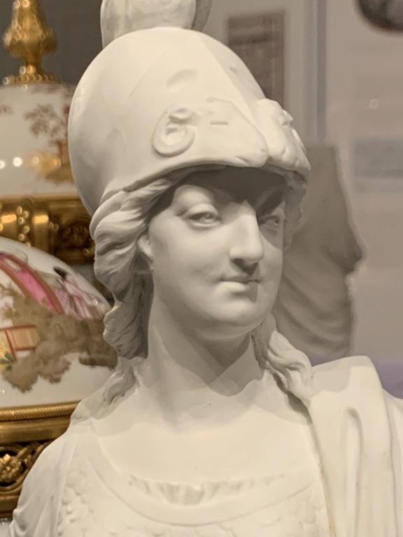 Marie-Antoinette en Minerve, par Josse-François-Joseph Le Riche  F57f2010