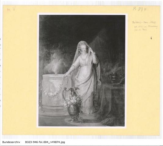 Portraits de Marie-Antoinette et de la famille royale par Charles Le Clercq - Page 3 Image_12