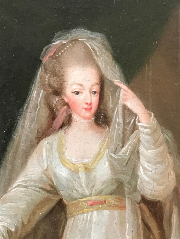 Portraits de Marie-Antoinette et de la famille royale par Charles Le Clercq - Page 3 Img_0624