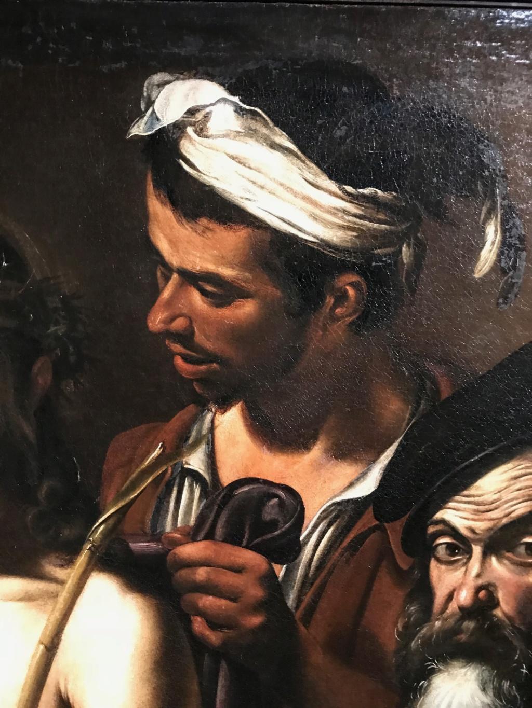Exposition : Caravage à Rome, amis & ennemis Img_0916