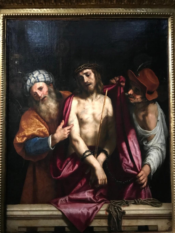 Exposition : Caravage à Rome, amis & ennemis Img_0918