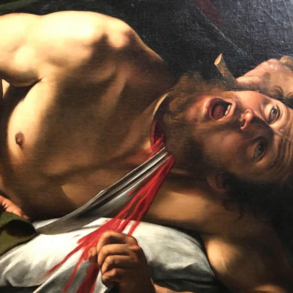 Exposition : Caravage à Rome, amis & ennemis Img_1013