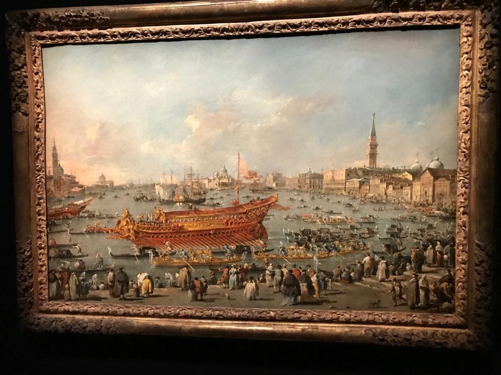 Venise - Exposition : Eblouissante Venise ! Au Grand Palais (Paris) Img_1313
