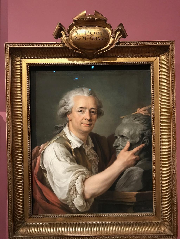 Pastels, l'exposition au musée du Louvre Img_6214