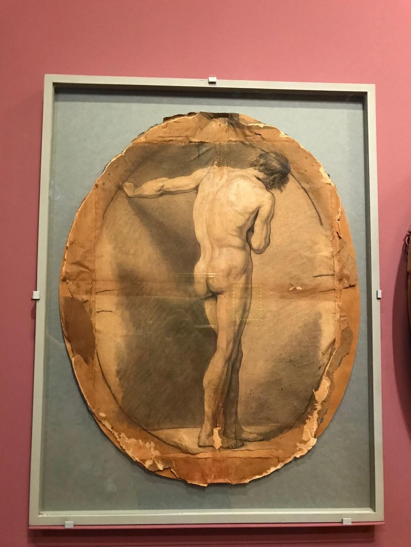 Pastels, l'exposition au musée du Louvre Img_6215
