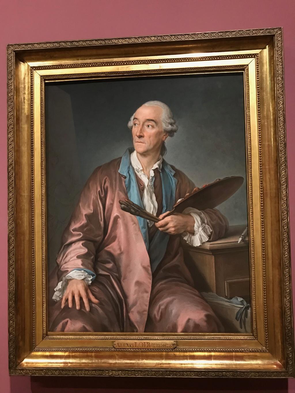 Pastels, l'exposition au musée du Louvre Img_6217