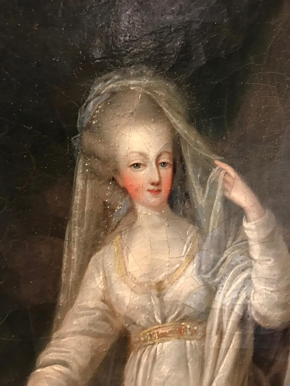 Portraits de Marie-Antoinette et de la famille royale par Charles Le Clercq - Page 3 Img_6424