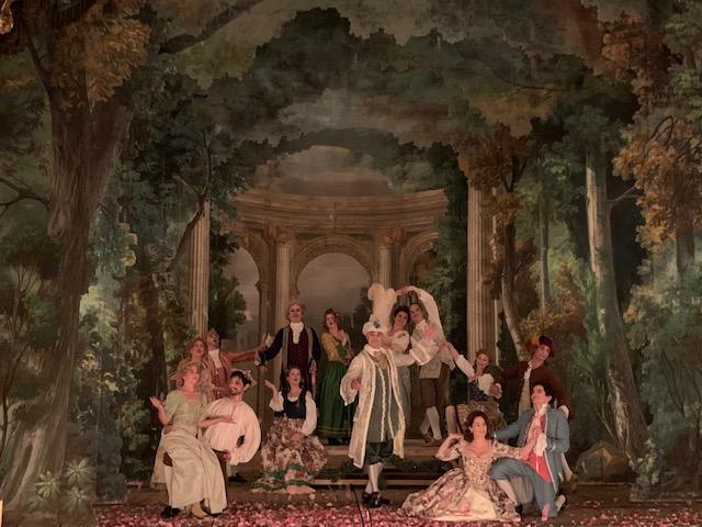Le Devin du Village, de Jean-Jacques Rousseau, Théâtre de la reine au Petit Trianon - Page 3 Img_8215