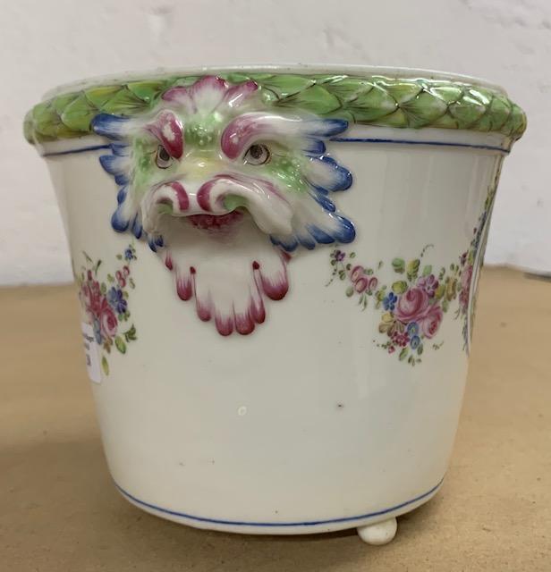 La porcelaine de Bourg-la-Reine au XVIIIème siècle  Img_9630