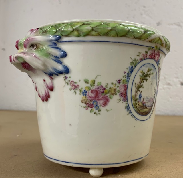 La porcelaine de Bourg-la-Reine au XVIIIème siècle  Img_9631