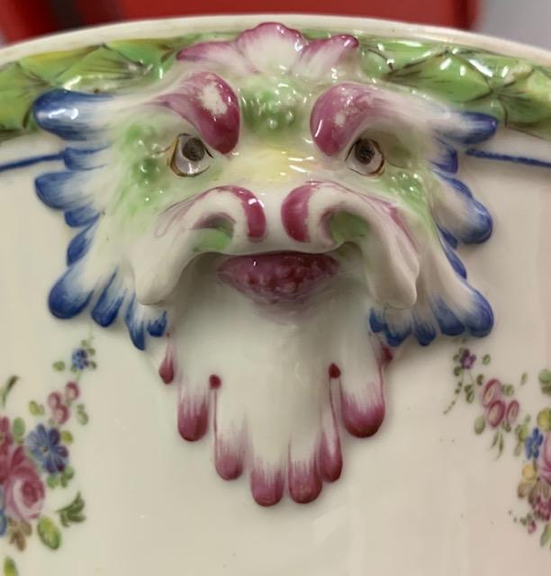 La porcelaine de Bourg-la-Reine au XVIIIème siècle  Img_9635