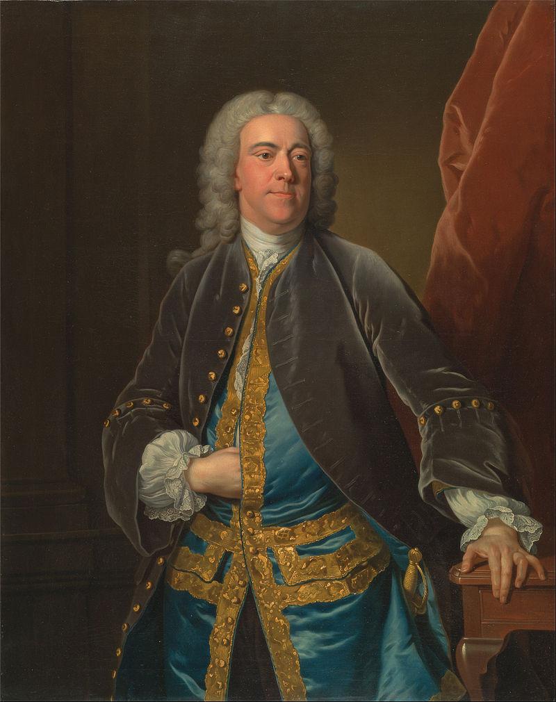 Jean-Baptiste Van Loo (1684-1745) Jean-b10