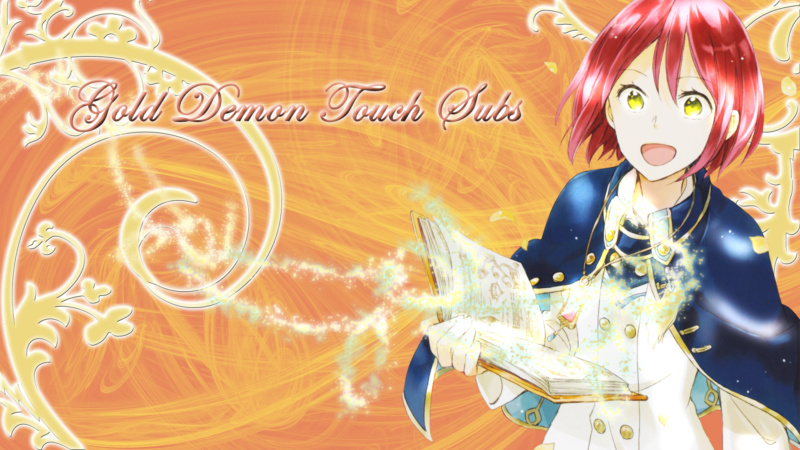 Gold Demon Touch Subs