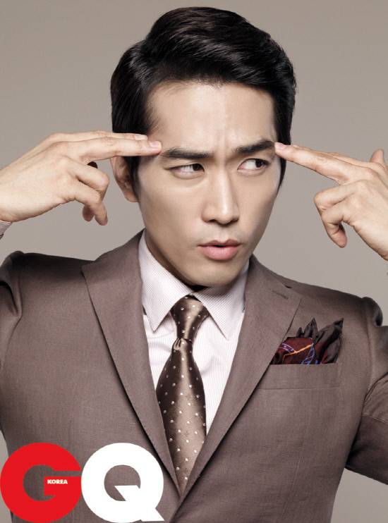 [MAGAZINE] Lee Byung Hun, Kwon Sang Woo, Jung Woo Sung, and Song Seung Heon – GQ Korea Magazine 9krjs10
