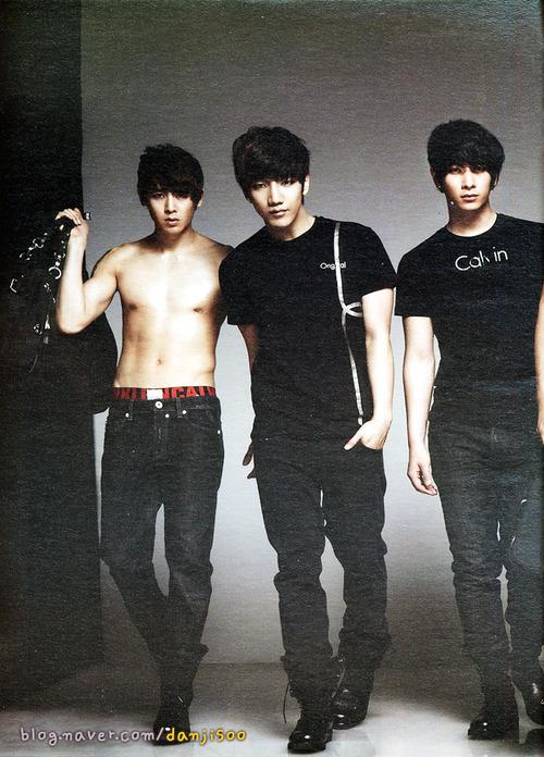 2PM – Calvin Klein Jeans - Partie 1 Bldiu10
