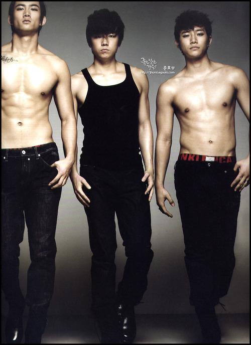 2PM – Calvin Klein Jeans - Partie 1 Btkj010