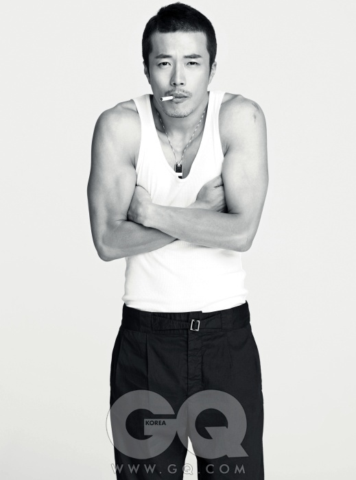 [MAGAZINE] Lee Byung Hun, Kwon Sang Woo, Jung Woo Sung, and Song Seung Heon – GQ Korea Magazine Hga8a10