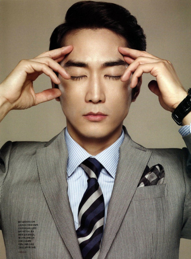 [MAGAZINE] Lee Byung Hun, Kwon Sang Woo, Jung Woo Sung, and Song Seung Heon – GQ Korea Magazine Oesot10