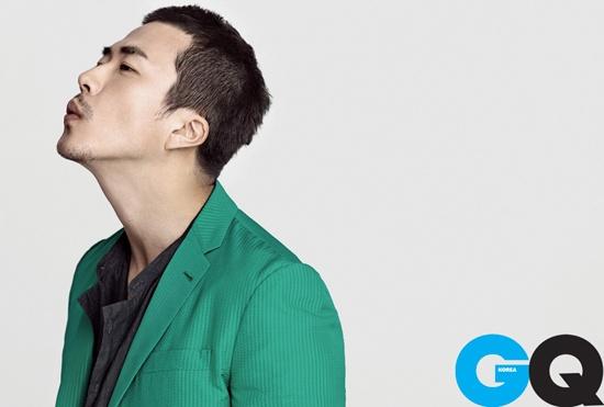 [MAGAZINE] Lee Byung Hun, Kwon Sang Woo, Jung Woo Sung, and Song Seung Heon – GQ Korea Magazine Q0m0910