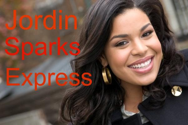 Jordin Sparks Express