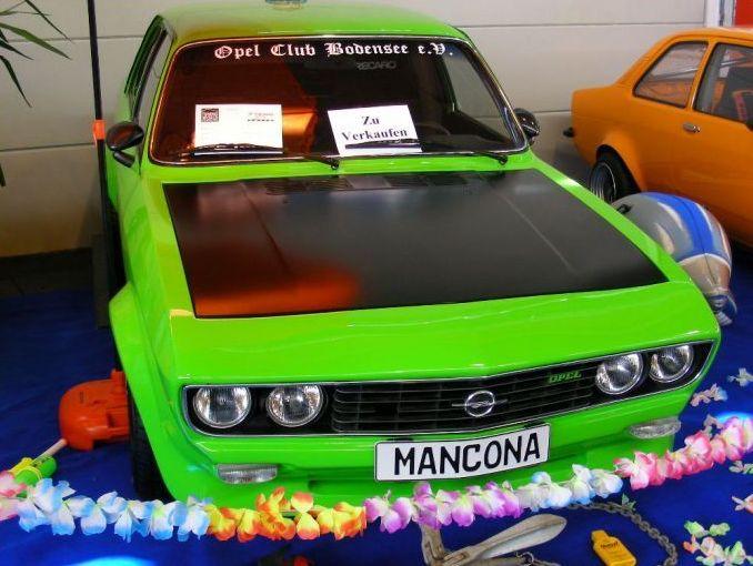 MANTA CLUB CZ - MANTA  LAND - Vaše Manty Opel-m12