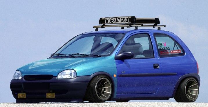 Německý OPEL TUNING - Stránka 3 Opel_c10
