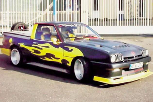 MANTA CLUB CZ - MANTA  LAND - Vaše Manty Opel_m11