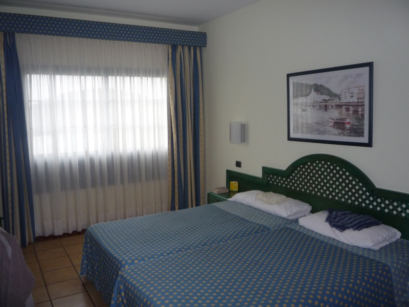 Canary Islands, Lanzarote, Playa Blanca, 2010, Airport, Aeroplane and the Thomson Dream 02211