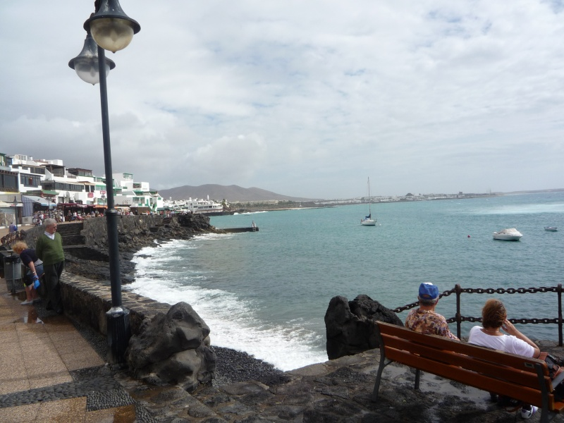 Canary Islands, Lanzarote, Playa Blanca, 2010, Airport, Aeroplane and the Thomson Dream 03910