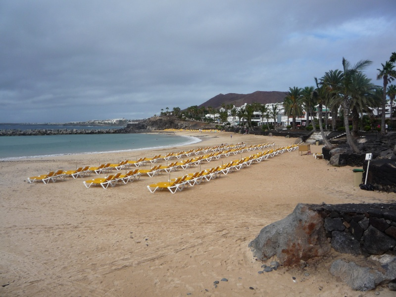 Canary Islands, Lanzarote, Playa Blanca, 2010, Airport, Aeroplane and the Thomson Dream 04110