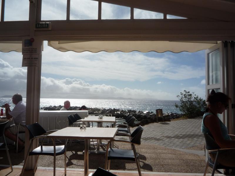 Canary Islands, Lanzarote, Playa Blanca, 2010, Airport, Aeroplane and the Thomson Dream 04310