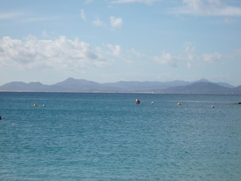 Canary Islands, Lanzarote, Playa Blanca, 2010, Airport, Aeroplane and the Thomson Dream 06110