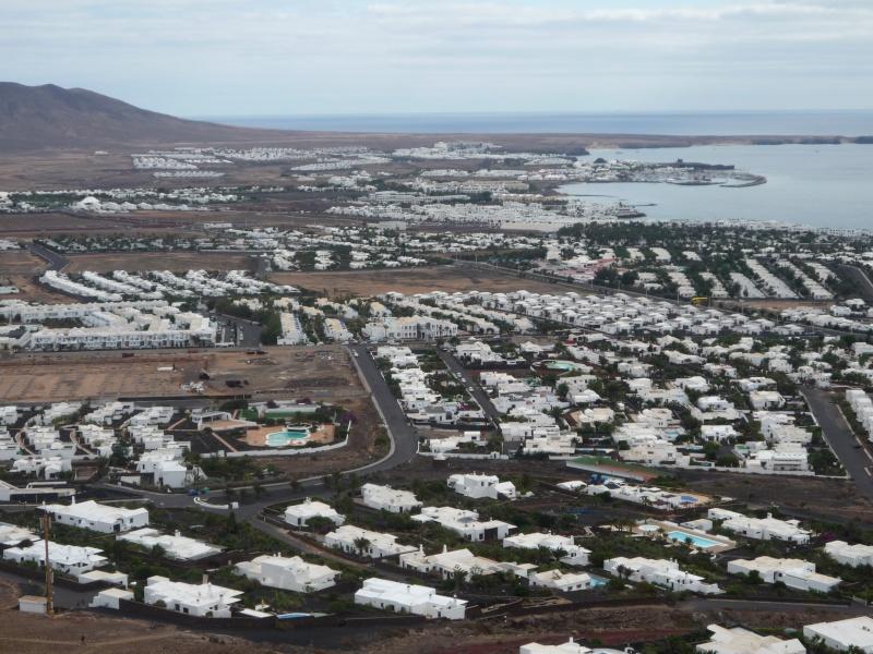 Canary Islands, Lanzarote, Playa Blanca, 2010, Airport, Aeroplane and the Thomson Dream 07910
