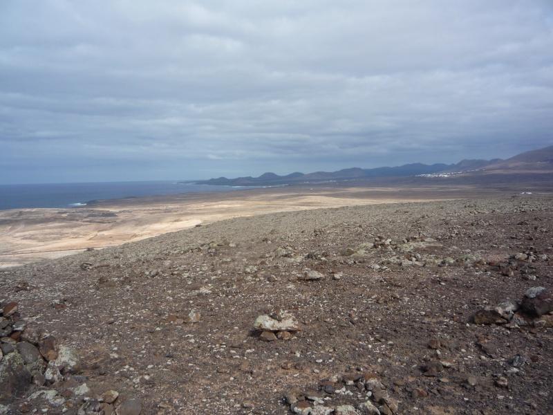 Canary Islands, Lanzarote, Playa Blanca, 2010, Airport, Aeroplane and the Thomson Dream 09510