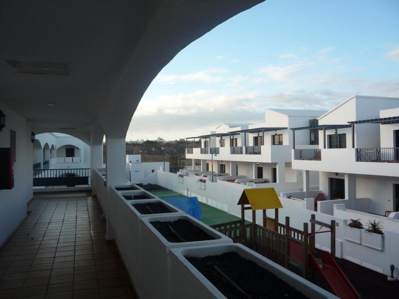 Canary Islands, Lanzarote, Playa Blanca, 2010, Airport, Aeroplane and the Thomson Dream 12010