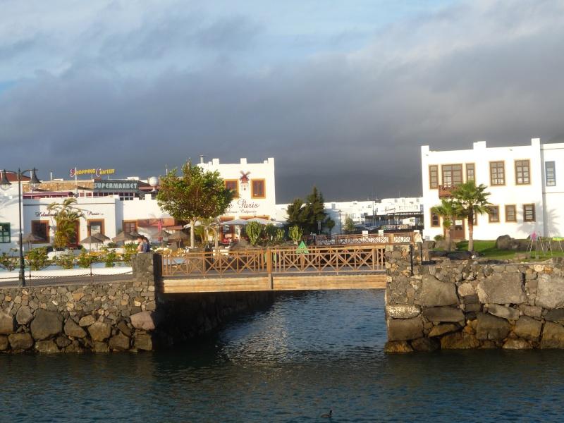 Canary Islands, Lanzarote, Playa Blanca, 2010, Airport, Aeroplane and the Thomson Dream 14210