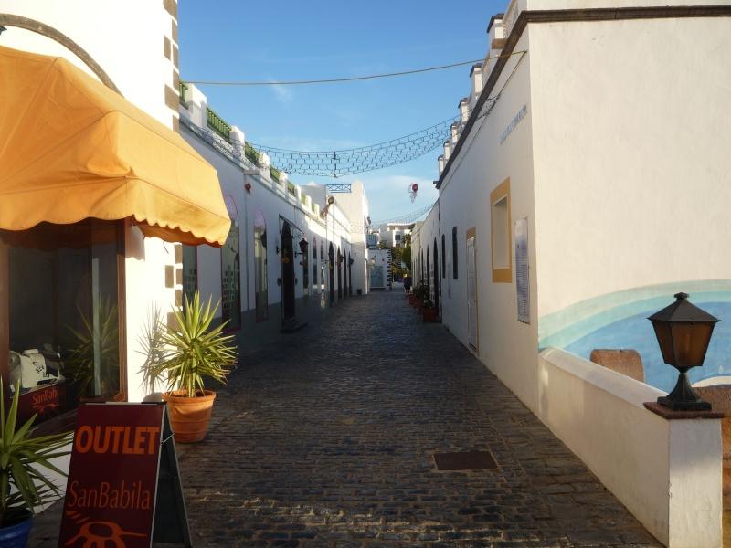 Canary Islands, Lanzarote, Playa Blanca, 2010, Airport, Aeroplane and the Thomson Dream 14410