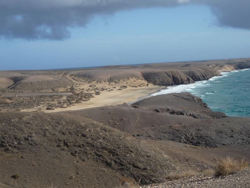 Canary Islands, Lanzarote, Playa Blanca, 2010, Airport, Aeroplane and the Thomson Dream 18010
