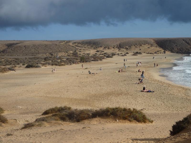 Canary Islands, Lanzarote, Playa Blanca, 2010, Airport, Aeroplane and the Thomson Dream 18310